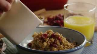 Download How to Make Baked Oatmeal Video