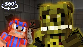 Download Five Nights At Freddy's 3 - Minecraft 360° Video Video
