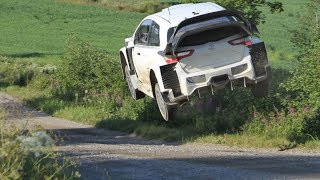 Download Jari-Matti Latvala / Toyota Yaris WRC / Test - Neste Rally Finland 2017 Video