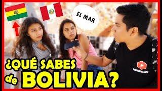 Download ¿Qué piensan de BOLIVIA los Peruanos?   Peruvian Life Video