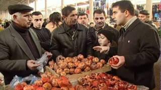 Download Local Markets in Baku, Azerbaijan Video