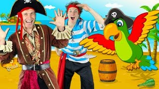 Download We are the Pirates - Kids Pirate Song | Songs for Children Video