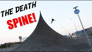 Download *INSANE* RIDING THE DEATH SPINE! Video