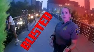 Download Police Officer Abusing Her Power Video