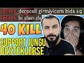 Download GÜNEŞ BEY İLE KARŞI JUNGLE'I ÇILDIRTTIK!! SUP JUNGLE'I DESTEKLERSE?! 40 SKOR LEE SIN!! | KFCEatbox Video