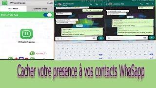 Download Comment cacher votre présence à vos contacts sur Whatsapp Video