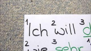 Download Metrum eines Gedichts erkennen: Jambus, Trochäus, Anapäst oder Daktylus? Video