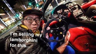 Download ALEX CHOI FREAKS OVER DUBAI LAMBORGHINI STS IN BEVERLY HILLS! Video