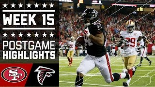 Download 49ers vs. Falcons | NFL Week 15 Game Highlights Video