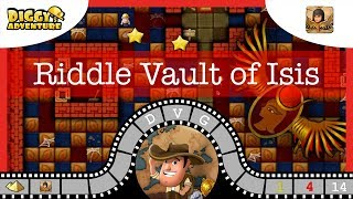 Download [~Isis~]# Riddle Vault of Isis -Diggy's Adventure Video