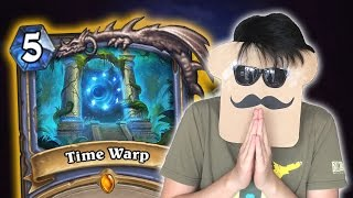 Download [Hearthstone] 6 AWESOME Combos from Journey to Un'Goro (Time Warp, Galvadon, and more!) Video