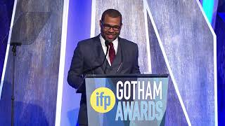 Download Jordan Peele winning the Breakthrough Director Gotham Award at the 2017 IFP Gotham Awards Video