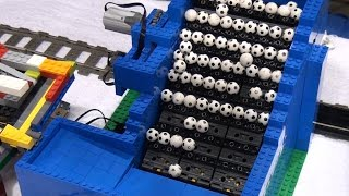 Download LEGO Great Ball Contraption / Rube Goldberg | BrickFair Alabama 2016 Video