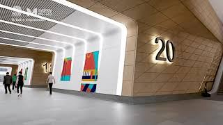 Download Sydney Metro: Central Station metro upgrade, Central Walk Video