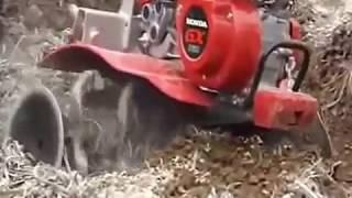 Download Mesin Cangkul Canggih Penunjang Alat Pertanian Video