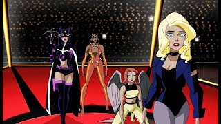 Download Justice League Girls vs Wonder Woman | Justice League Unlimited Video