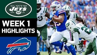 Download Jets vs. Bills | NFL Week 1 Game Highlights Video