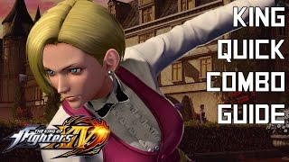 Download King Quick Combo Guide - The King of Fighters XIV (KOFXIV) Video