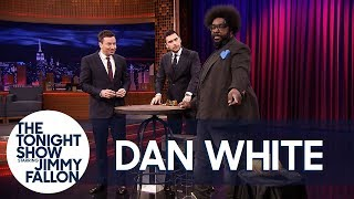 Download Jimmy and Questlove Lose It Over Dan White's Insane Ball of Yarn Magic Trick Video
