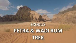 Download Petra & Wadi Rum Trek Video