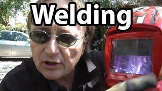 Download Welding Machines And Car Repair Video