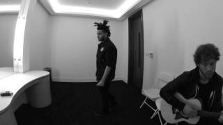 Download The Weeknd Backstage Warmups Video