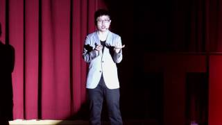 Download 知道自己該待在哪個圈子 Knowing which cadre to stay | 瑞祥 黃 | TEDxFJU Video