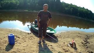 Download На рыбалку с женой, в Центральный, за щукой. Video