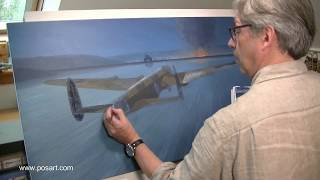 Download Timelapse Painting - Dambusters The Perfect Approach Video