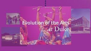 Download Evolution of the Arts at Duke [Timeline] Video