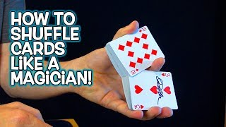 Download How to SHUFFLE Cards Like a Magician! TOP 5! Video