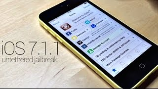 Download iPhone 5S & 5C 7.1.1 Jailbreak Update + WWDC Video