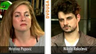 Download DVOUGAO Hristina Popović - Nikola Rakočević Video