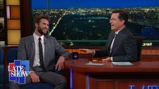 Download Liam Hemsworth: I Don't Put Shrimp On The Barbie Video