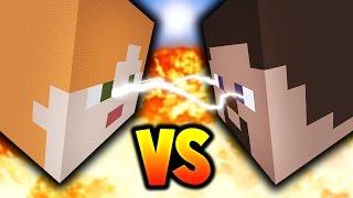 Download MINECRAFT STEVE vs ALEX! Video