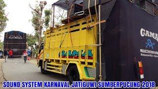 Download SOUND SYSTEM KARNAVAL JATIGUWI SUMBERPUCUNG 19-09-18 Video