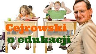 Download Cejrowski o edukacji, ZNP i strajku nauczycieli 2019/04/08 #StudioDzikiZachód Odc. 12 Cz. 2/2 Video