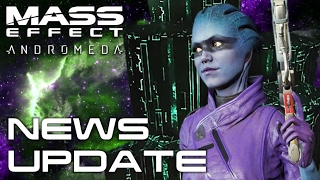 Download Mass Effect: Andromeda News | Cut Character, Romances Confirmed, Early Access Details, & More! Video