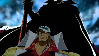 Download Whitebeard vs Akainu [Marine Fort Arc] Full Fight Round 2 [One Piece] Engsub Video