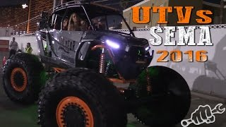 Download UTVs OF SEMA 2016 Video
