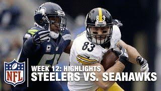 Download Steelers vs. Seahawks | Week 12 Highlights | NFL Video