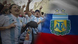 Download Torcidas na Copa do Mundo 2018 #1 - Argentina (Banderazo) Video