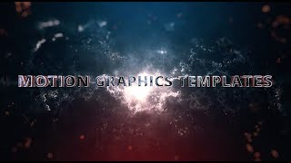 Download Adobe Stock Motion Graphics Templates 2018 | Adobe Creative Cloud Video