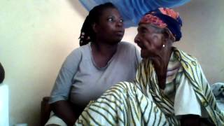 Download Over 130year old woman in Ghana narrating the history of Asante kingdom Video