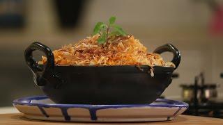 Download Vegetable Biryani   5 Best Biryanis With Chef Anupa   Sanjeev Kapoor Khazana Video