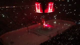 Download Vegas Golden Knights Opening Ceremonies of Game 1 of the Stanley Cup Playoffs Video