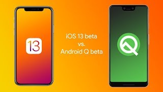 Download Android Q vs iOS 13 Beta OS Comparison Video