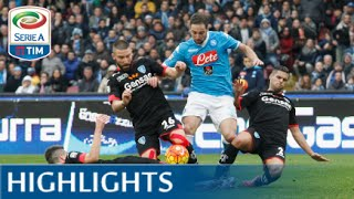 Download Napoli - Empoli 5-1 - Highlights - Matchday 22 - Serie A TIM 2015/16 Video
