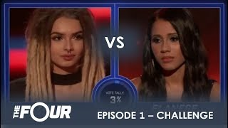 Download Zhavia vs Elanese: They Fight For Their Future in CRAZY Showdown | S1E1 | The Four Video