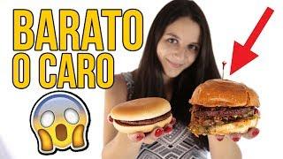 Download Comida BARATA vs CARA ¿Merece LA PENA? Video